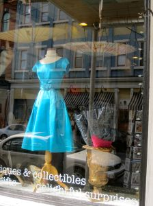 In addition to art galleries and museums, Lancaster also offers a healthy assortment of antique and vintage clothing stores.