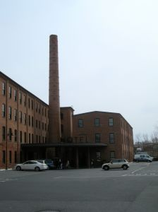 The hotel where we stayed used to be a cork factory. I wish I could remember the name of it...
