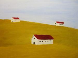"""Three Houses"""